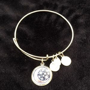 Alex Ani Silver Moon and Stars